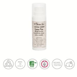 la ecomama - crema viso acido ialuronico - bisou bio