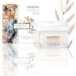 Armonia di therine, crema viso sebo-equilibrante. Ecomama