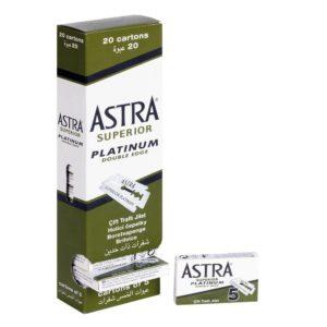 ecomama - lamette per rasoio ecologico - astra