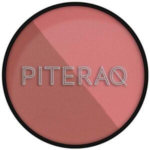 Blush bicolore pesca/rosa di Piteraq. Ecomama