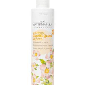 Shampoo Capelli Grassi al Cisto di maternatura