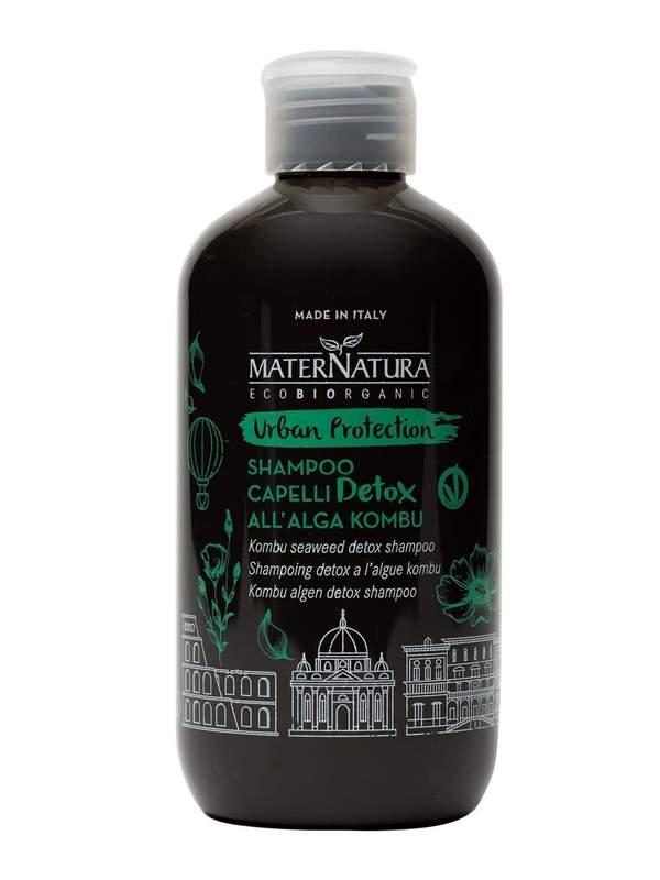 shampoo detox all'aòga kombu di maternatura.